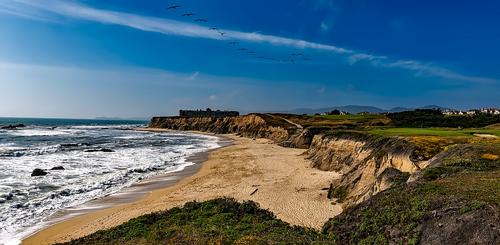 Brunch on the Coast. Half Moon Bay, CA