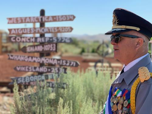 Molossia, a Micronation in North Nevada