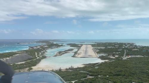 Staniel Cay, The center of the Bahamas