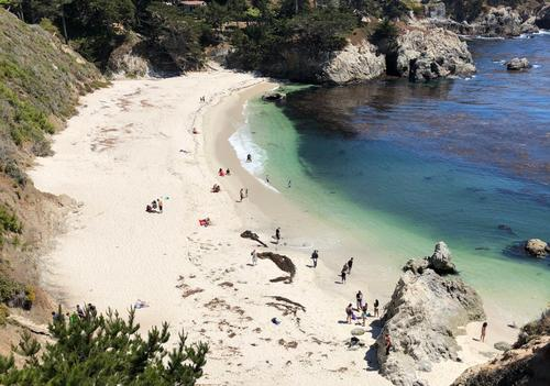 Point Lobos Natural Reserve. Monterey, CA